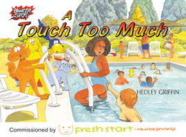A Touch Too Much, child sexual abuse book